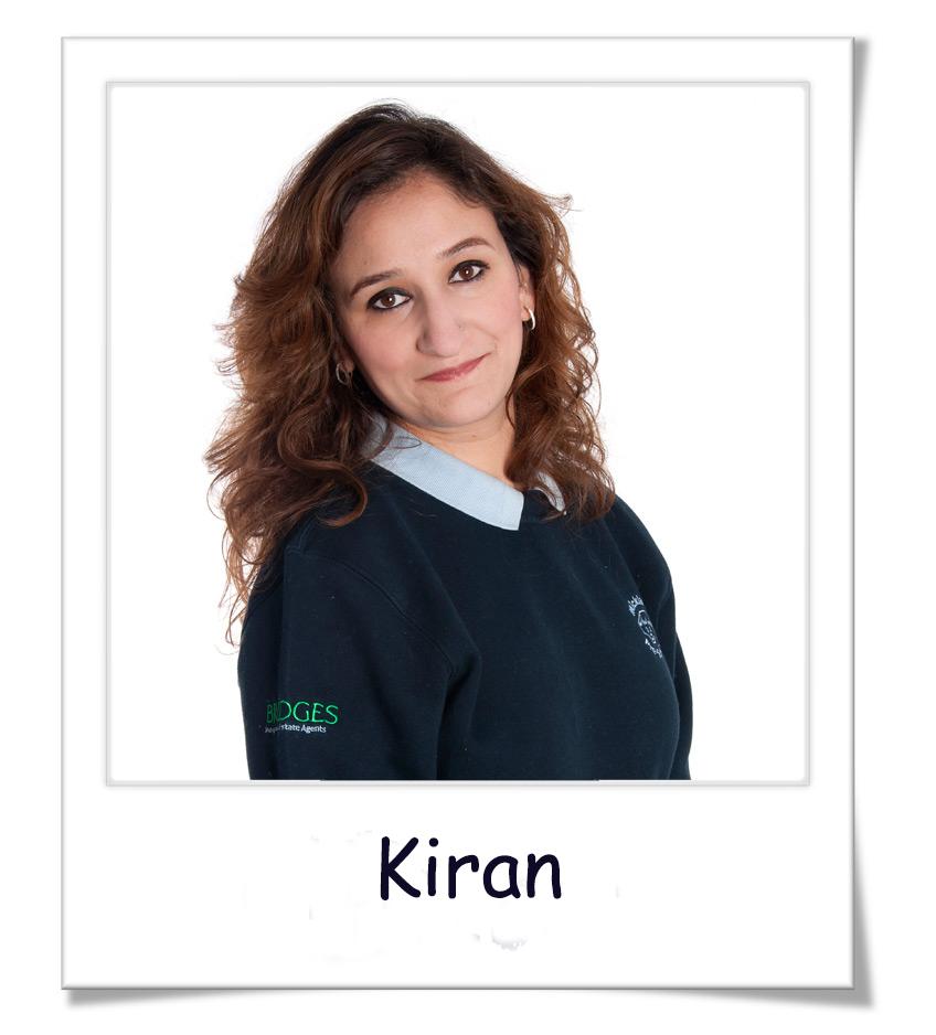 Staff: Kiran Ahmed