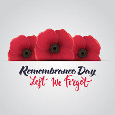 A Trip for Remembrance Day